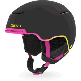 Giro Terra Mips Casque Femme, matte black/neon lights
